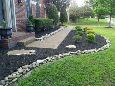 Den Garten Mit Steinen Gestalten Schöne