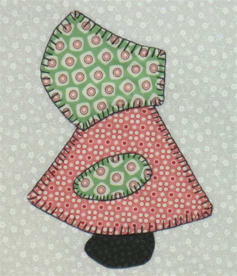 sunbonnet sue applique a is for applique nita beshear a patchwork