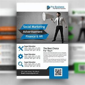 Indesign Flyer Template 15 Marketing Consultant Flyer Designs Templates Psd