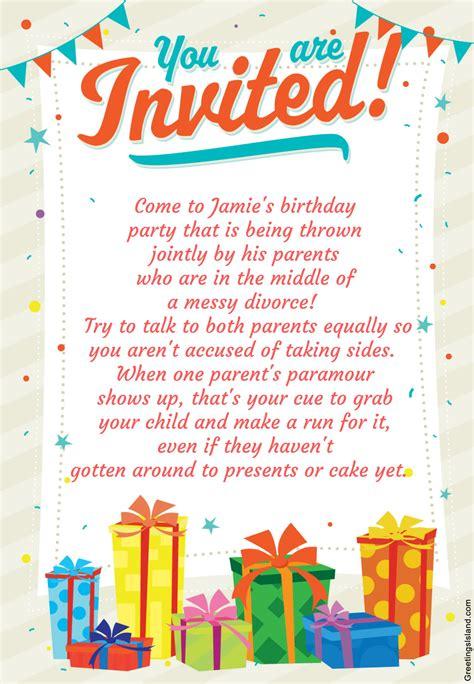 Happy Birthday Invitations For Boys Invitation Design Blog