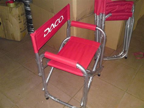custom director s chairs personalized aluminum folding