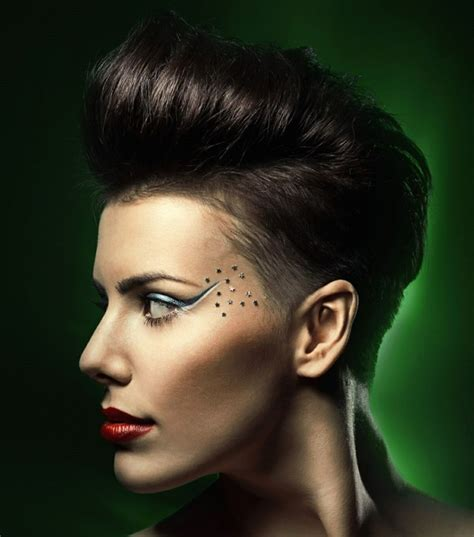 rock hair style 40 rockabilly hairstyles for and hum ideas 7180
