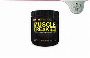 Muscle Freak Pharmafreak Review