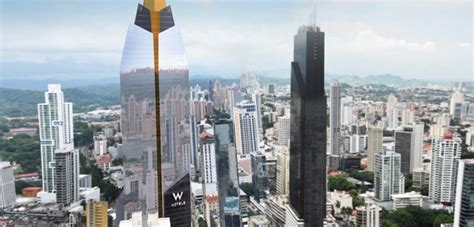 W Hotel Set to Debut in Panama City –, Punta Pacifica Realty
