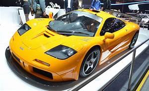 McLaren F1 XP1 LM Inspires 2013 Geneva Motor Show