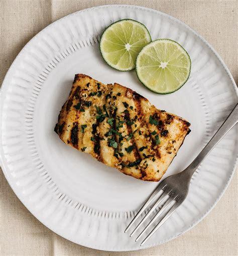 halibut ninja air grill foodi recipe indoor quart fryer ag300 recipes food ninjakitchen grilled citrusy