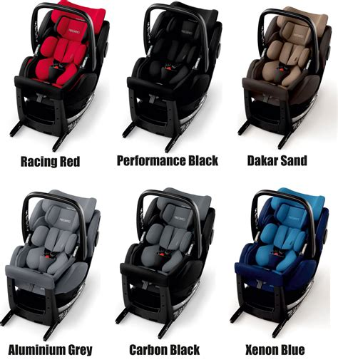 Recaro Germany Zero1 Elite Carbon Black Child Seat (018
