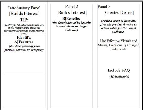 Tri State Lesson Plan Template by Brochure Templates For Students Brickhost E54a6e85bc37
