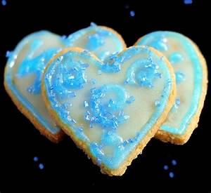 Flourless Sugar Cookies