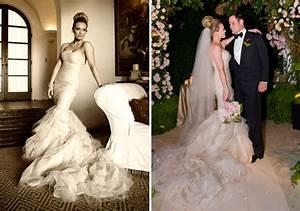 wedding dress of the week hilary duff illuminate my event With hilary duff wedding dress