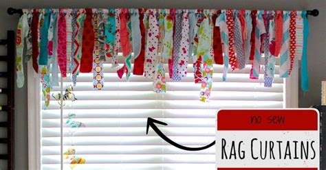 Easy No Sew Valance & 4 More No Sew Projects Lilly Pulitzer Shower Curtain Frog And Lily Pad Better Home Liner Design Wallpaper Bamboo Curtains For Balcony In Hyderabad Semi Sheer Definition Ceiling Mount Double Rod Bracket Fabric By The Yard Uk