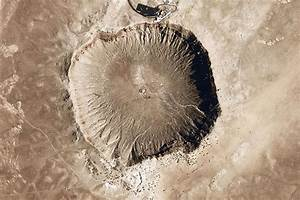 Russian Asteroid Crater Diamonds - Pics about space