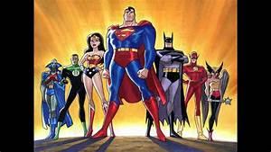 OPINION SPOT #246-Justice League/Justice League Unlimited ...
