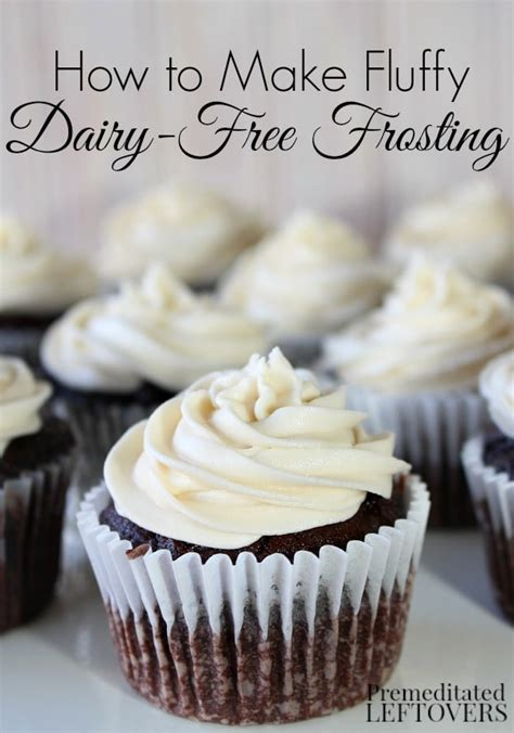 dairy free frosting how to make fluffy dairy free frosting recipe and tips