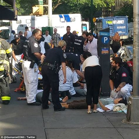 Thirtytwo Injured In Tribeca Carbon Monoxide Leak Daily