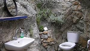 Toilette Im Garten : das wc im gartenhaus ~ Whattoseeinmadrid.com Haus und Dekorationen