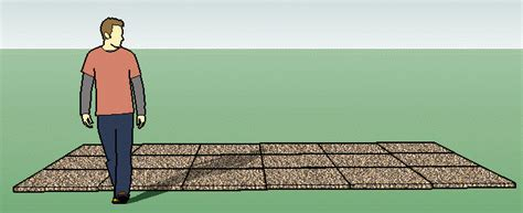 How Much Area Does A Yard Of Gravel Cover by A Cubic Yard Of Gravel Math Central