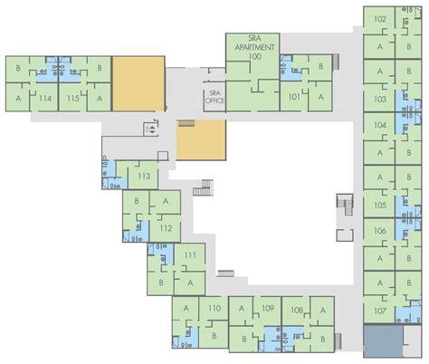 Webster Hall Floor Plans