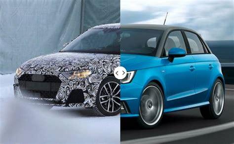 2019 Audi A1 Spy Shots  Reviews, Specs, Interior, Release