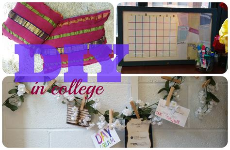 Diy Dorm Decor Makes Your Room Your Own