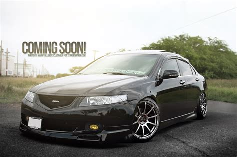 coming  acura tsx stancenation form function