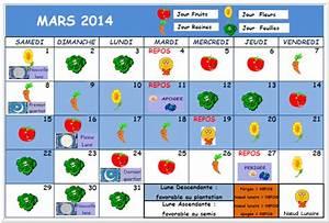 Jardiner Avec La Lune : jardiner avec la lune 2014 calendrier lunaire ~ Farleysfitness.com Idées de Décoration