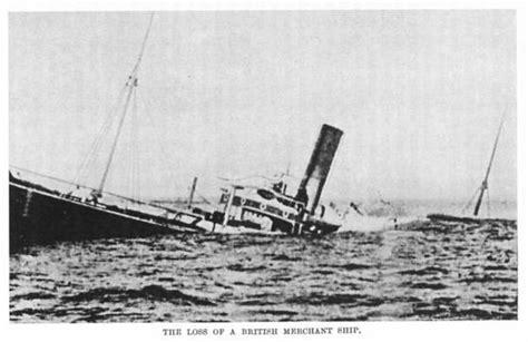 German U Boats Sunk American Ships by Submarines Revolutionizing Naval Warfare The Great War