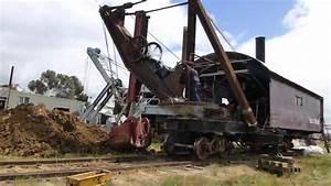 Bucyrus 65 ton rail mounted steam shovel - Part 2/2 ...
