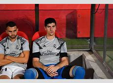 Thibaut Courtois' dream move to Real Madrid has not