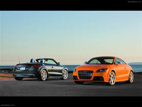 Audi Tts Coupe And Roadster 2009 Exotic Car Picture 13 Of