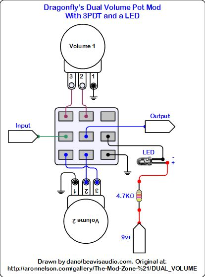 3pdt switch wiring diagram 26 wiring diagram images