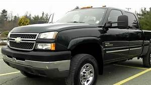 2005 Chevy Silverado 2500hd Ls Crew Cab Short Bed 4x4 6 6l
