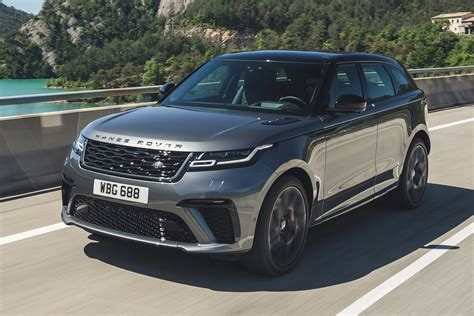 Rover Range Rover Velar Hd Picture by New Range Rover Velar Svautobiography Dynamic 2019 Review