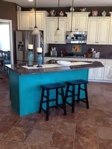 turquoise kitchen island aqua kitchen island quicua com