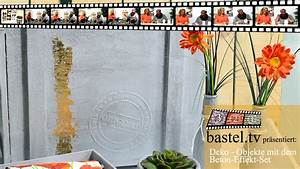Beton Effekt Paste : allt gliches veredeln mit beton effekt paste youtube ~ Eleganceandgraceweddings.com Haus und Dekorationen