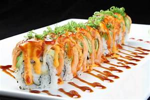 House Special Rolls - Yotsuba Restaurant