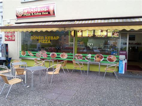 Istanbul Pizza & Kebap Haus  Stadtbesten Freiburg Das