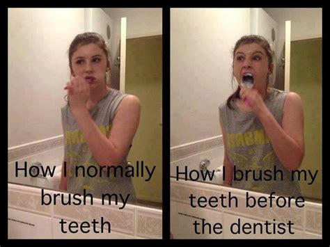Brushing Teeth Meme - how i brush my teeth funny memes