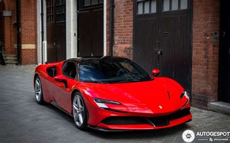 The car shares its name with the sf90 formula one car with sf90 standing for the 90th anniversary of the scuderia ferrari racing team and. Ferrari SF90 Stradale - 6 August 2020 - Autogespot
