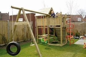 Aire De Jeux Pour Jardin : jeux jardin pour bebe les cabanes de jardin abri de ~ Premium-room.com Idées de Décoration