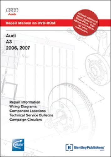 online service manuals 2007 volkswagen gti regenerative braking audi a3 2006 2009 repair manual on dvd rom