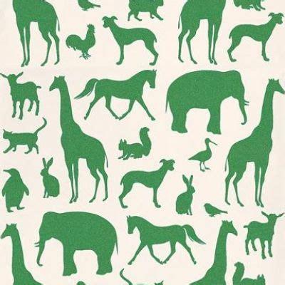 Ferm Living Animal Farm Wallpaper - animal farm fw503 ferm living wallpapers a graphic
