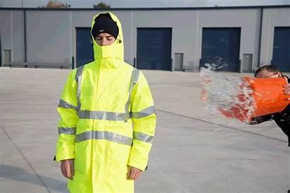 Vis Hi Wet Weather Safety Winter Months