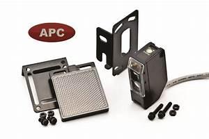 Apc Retro Reflective Sensor For Gate  Garage And Other