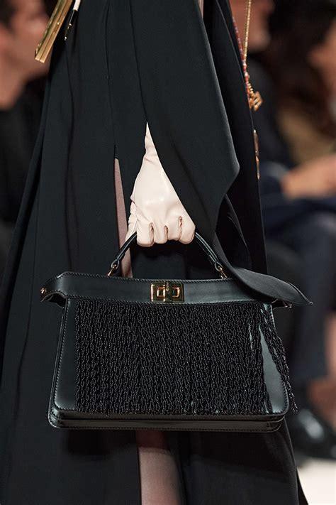 fendi fall  runway bag collection bragmybag