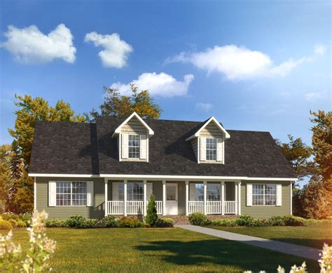 manorwood ranch cape homes hillsdale nea find  home modular homes  manorwood