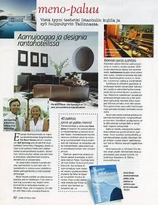 article i magazine gloria about kjell sporrong interior With interior decorating articles
