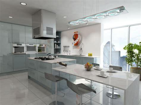 blue gloss kitchen cabinets gravity kitchen in gloss metallic blue lark larks 4811