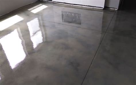 floor shiner some ideas finished concrete floors home ideas collection