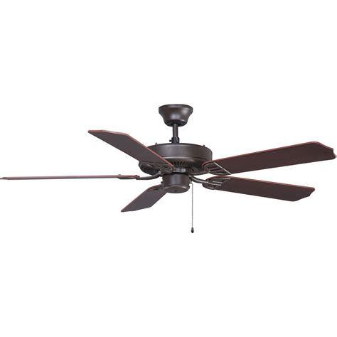porch ceiling fans with lights fanimation aire decor 52 inch outdoor ceiling fan oil